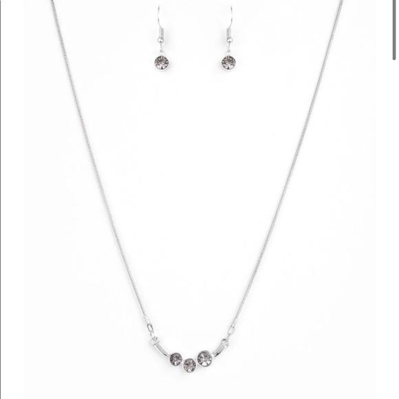 4 for $20. Interstellar 3 stone necklace